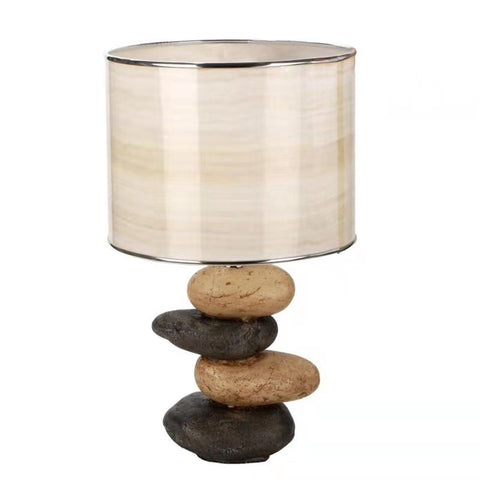 Stacked Rock Lamp - Shop Lamp - DARRA HOME