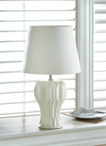 Abstract Curved Table Lamp - Shop Lamp - DARRA HOME
