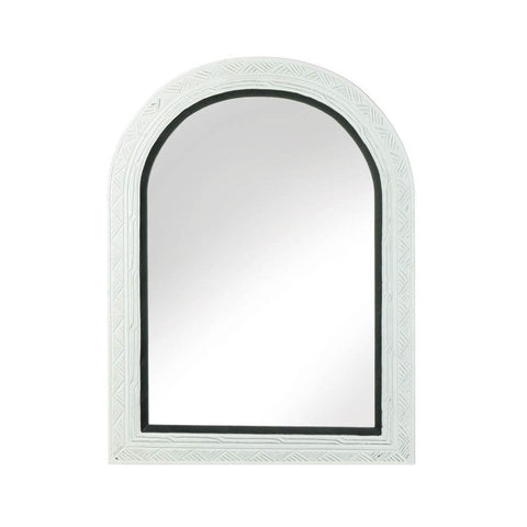 Bicocca Wall Mirror With Black Trim - Shop Mirror - DARRA HOME