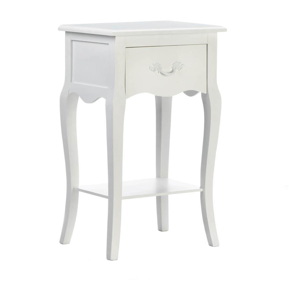 Country Loft Accent Table - DARRA HOME