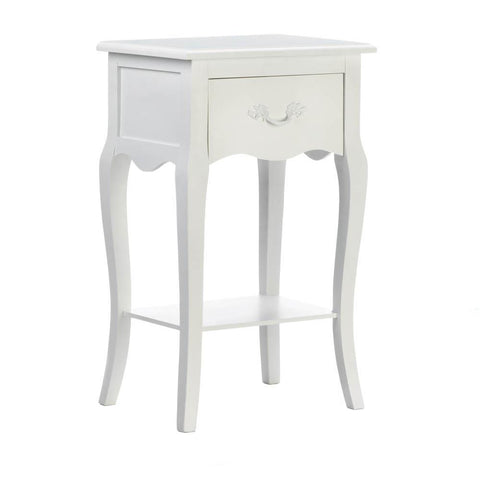 Country Loft Accent Table - Shop Table - DARRA HOME