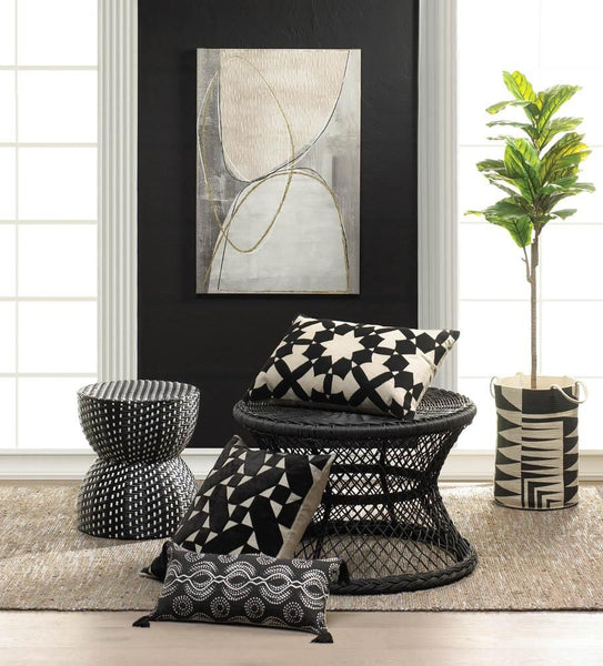 Edel Polyrattan Coffee Table - Shop Table - DARRA HOME