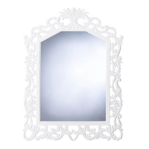 Fleur-De-Lis Wall Mirror - Shop Mirror - DARRA HOME