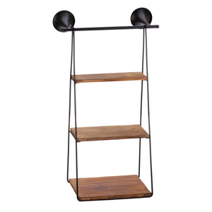 Industrial Style Wall Shelf - Shop Shelf - DARRA HOME