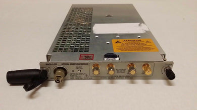 Tektronix 80C01-CR 20GHz Optical Sampling Module CSA/TDS8000 Clock Recovery