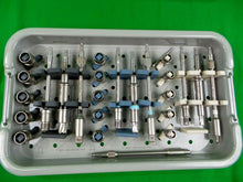 Carregar imagem no visualizador da galeria, SULZER SPINE TECH 6200 Interbody Infusion Anterior INSTRUMENT SET