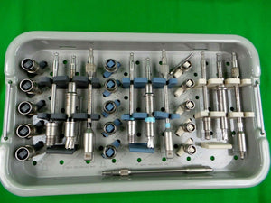 SULZER SPINE TECH 6200 Interbody Infusion Anterior INSTRUMENT SET