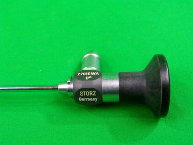 Karl Storz Hopkins 27016WA 3.5 mm 0 degree Cystoscope Endoscopy