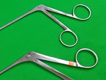 Load image into Gallery viewer, LOT of 13 various surgical ENT forceps graspers  Richards, Wolf etc.