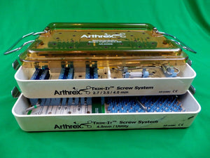 Arthrex Trim-it Screw System Set AR-4160C