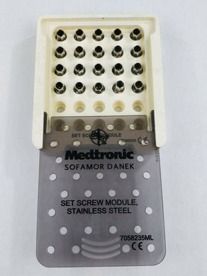 MEDTRONIC 7560020 CD Horizon Spinal System Break off set Screw 5.5 mm