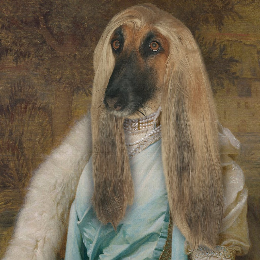 The Victorian Pet Portrait