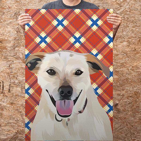 Custom Pet Poster - Special Sale