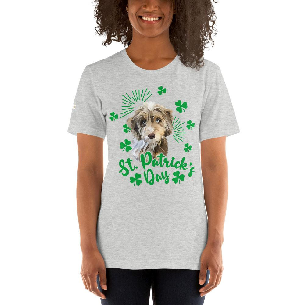St Patricks Day - Unisex Custom Tee
