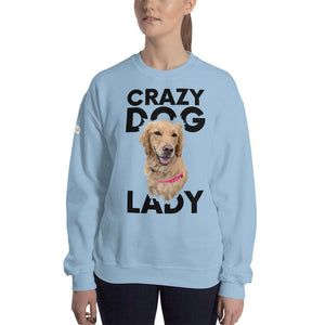 Crazy Dog Lady - Custom Sweatshirt