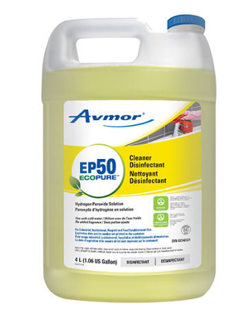 EP50 Hydrogen Peroxide Based Cleaner Disinfectant