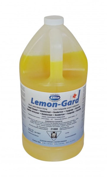 Lemon Gard - Disinfectant Virucidal Cleaner
