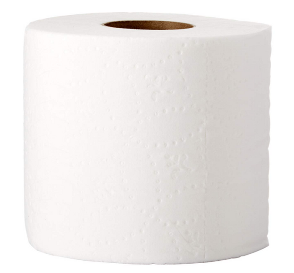 Luxury Soft 2 Ply Bathroom Tissue, 80x550 sheet