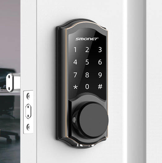 smart lock upgrade