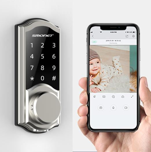 digital smart lock