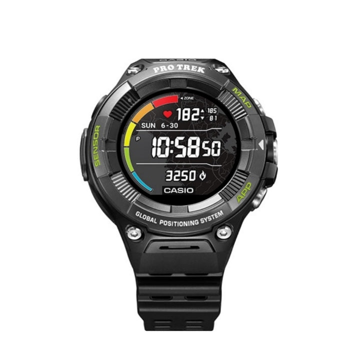 CASIO PROTREK SMART _ WSD-F21HR-BKAGE
