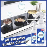 All Purpose Bubble Cleaner