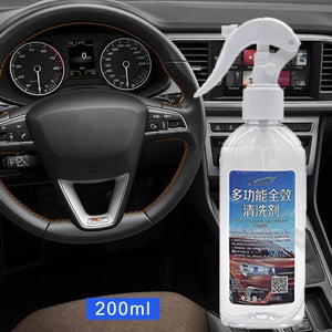 ALL - PURPOSE WATER CLEANER CAR INTERIOR CLEANING AGENT