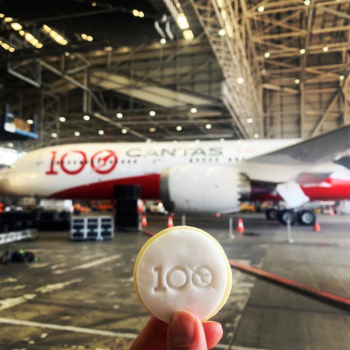 Congratulations Qantas - 100years
