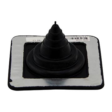 Dektite¨ Premium Roof Mount Black (0-35mm Pipe OD)