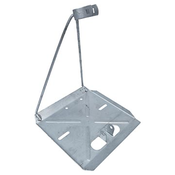 Tripod Mount For Metal Roofs
