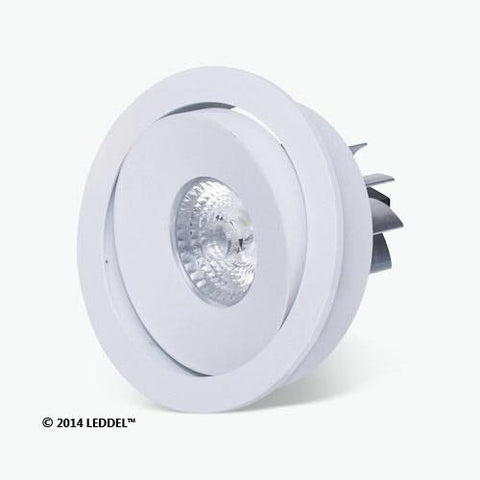 12W DIMMABLE LED DOWNLIGHT KIT GIMBLE (Warm white 3000K)