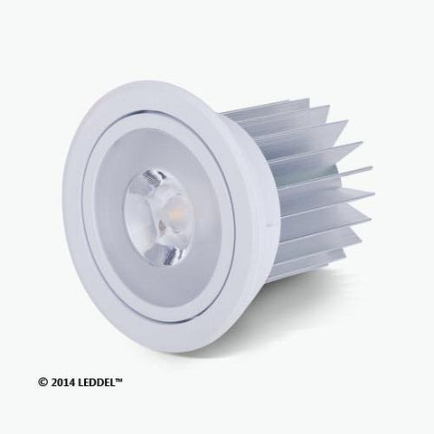 15W DIMMABLE LED DOWNLIGHT KIT GIMBLE (COOL white 5000K)