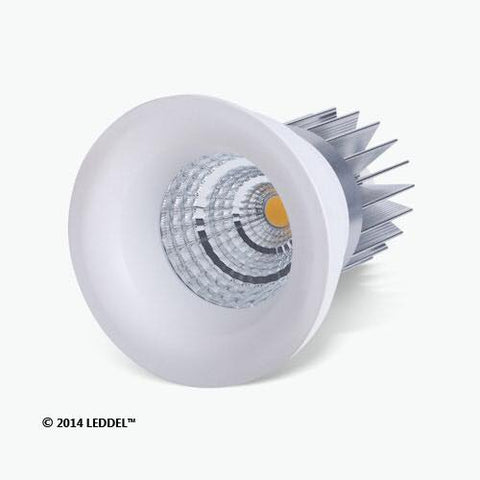 12W DIMMABLE COB LED DOWNLIGHT KIT GIMBLE (Warm white 3000K)