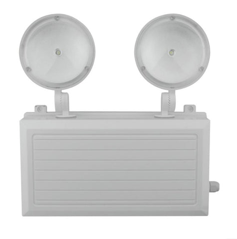 LED Twin Spot Weatherproof Emergency Micky (Complies with AS/NZ2293)