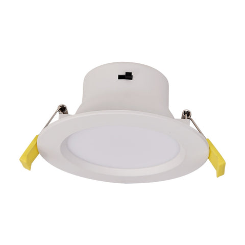 LED Downlight 10W Tricolor CCT Changeable(3K,4K,6K) Semi-Recessed