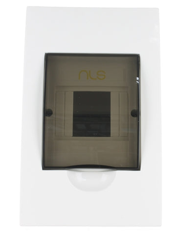 8 POLE RECESSED MOUNT DISTRIBUTION BOARD