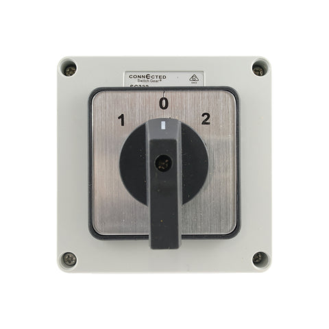IP66 Changeover Switch 3 Pole 500V AC 32A
