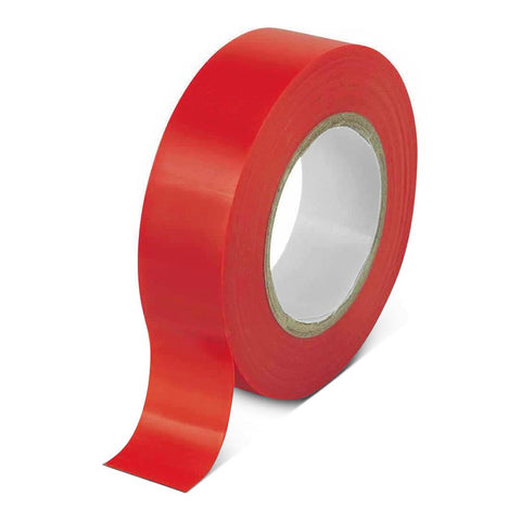 PVC Insulation Tape- Red