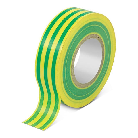 PVC Insulation Tape- Green/Yellow
