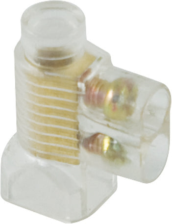 Double Screw Connector 2x6sqmm (50/Jar)