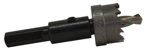 Holesaw 20mm Heavy Duty Milled-Carbide