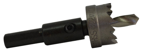 Holesaw 22mm Heavy Duty Milled-Carbide