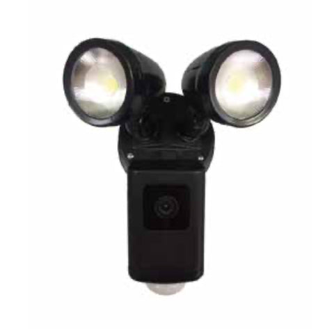 LED Smart Camera Security Light