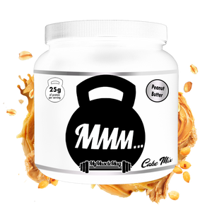 Peanut Butter MyMuscleMug Cake Mix