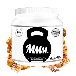 Pumpkin Spice MyMuscleMug Cake Mix