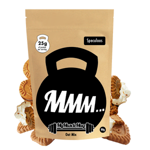 Speculoos MyMuscleMug Oats Mix