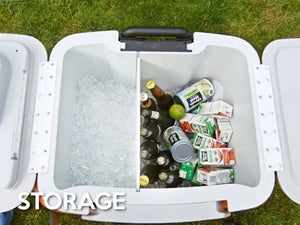 Summer 2020 outdoor refrigerator