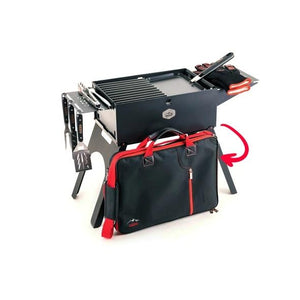 BBQ Lover-Flame BBQ Briefcase