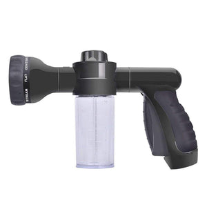 Portable Soap Dispensing High Pressure Hose Connector