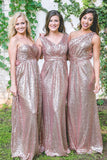 Sequence A Line Floor Length 2020 Long Bridesmaid Dresses